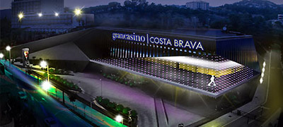 parking Gran Casino Costa Brava