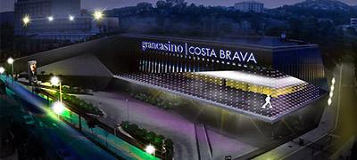 parking Gran Casino Costa Brava
